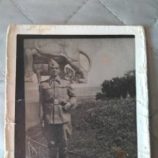 Militaria: MILITAR ISMAEL ESPI COLOMINA DEPÓSITO DE SEMENTALES PALMA DE MALLORCA AÑOS 20. Lote 82740082