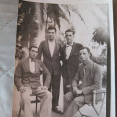 Militaria: SOLDADOS EN PRÁCTICAS DE PAISANO MELILLA 1929. Lote 82740275