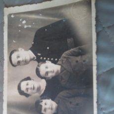 Militaria: ANTIGUA FOTO ESTUDIO FAMILIA MILITAR EN ALGER. Lote 82740668