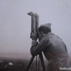 Militaria: FOTOGRAFÍA ALFÉREZ PROVISIONAL DEL EJÉRCITO ESPAÑOL.. Lote 82786756