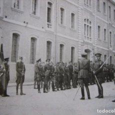 Militaria: FOTOGRAFÍA SOLDADOS DEL EJÉRCITO ESPAÑOL.. Lote 82855696
