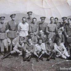 Militaria: FOTOGRAFÍA TENIENTES PROVISIONALES DEL EJÉRCITO ESPAÑOL.. Lote 82892568