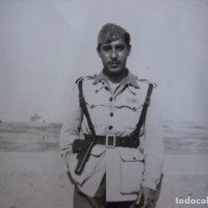 Militaria: FOTOGRAFÍA ALFÉREZ PROVISIONAL DEL EJÉRCITO ESPAÑOL.. Lote 82892768