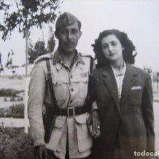 Militaria: FOTOGRAFÍA ALFÉREZ PROVISIONAL DEL EJÉRCITO ESPAÑOL.. Lote 83289251