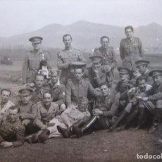 Militaria: FOTOGRAFÍA TENIENTES PROVISIONALES DEL EJÉRCITO ESPAÑOL.. Lote 82976308