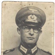 Militaria: SUBOFICIAL WEHRMACHT. Lote 84442100