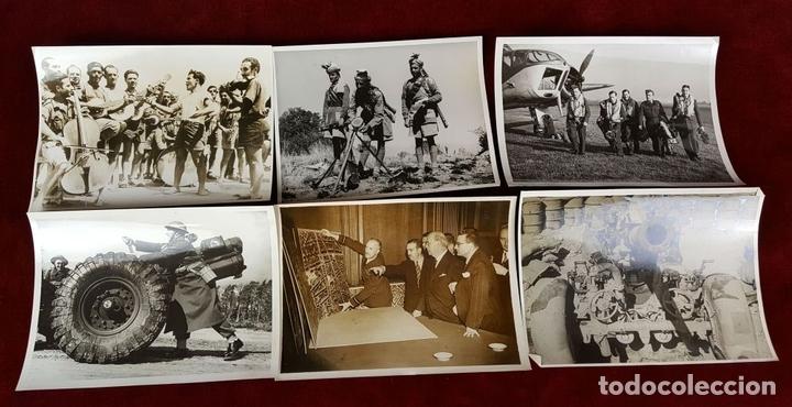 Militaria: FONDO FOTOGRAFICO. 202 INSTANTANEAS. 2ª GUERRA MUNDIAL. DOCUMENTADAS. 1939/1945. - Foto 3 - 84727628