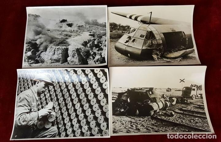 Militaria: FONDO FOTOGRAFICO. 202 INSTANTANEAS. 2ª GUERRA MUNDIAL. DOCUMENTADAS. 1939/1945. - Foto 5 - 84727628