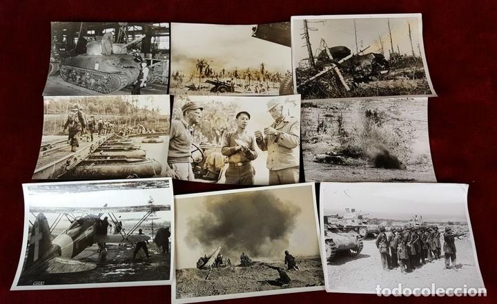 Militaria: FONDO FOTOGRAFICO. 202 INSTANTANEAS. 2ª GUERRA MUNDIAL. DOCUMENTADAS. 1939/1945. - Foto 6 - 84727628