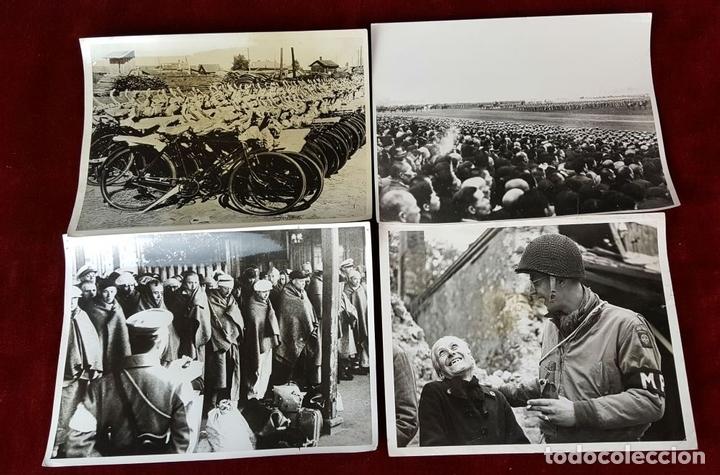 Militaria: FONDO FOTOGRAFICO. 202 INSTANTANEAS. 2ª GUERRA MUNDIAL. DOCUMENTADAS. 1939/1945. - Foto 8 - 84727628