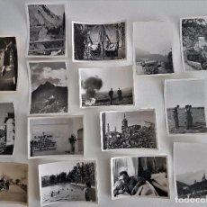 Militaria: GRAN LOTE DE 76 FOTOGRAFÍAS LEGIÓN CÓNDOR !!! GUERRA CIVIL ESPAÑOLA MUCHAS CIUDADES Y FOTOS CURIOSAS. Lote 84805484