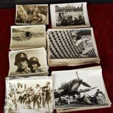 Militaria: FONDO FOTOGRAFICO. 202 INSTANTANEAS. 2ª GUERRA MUNDIAL. DOCUMENTADAS. 1939/1945.. Lote 84727628