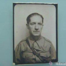 Militaria: GUERRA CIVIL : MILICIANO NACIONAL DE FALANGE O GUARDIA CIVICO. SEVILLA, 1938 IIIº AT. Lote 85003192