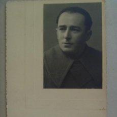 Militaria: GUERRA CIVIL : FOTO DE MILITAR NACIONAL . ORENSE,1938. Lote 85455312