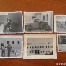 Militaria: ANTIGUAS FOTOGRAFIAS MILITARES SÀHARA ESPAÑOL MARTÍNEZ SIDI IFNI. Lote 85886748