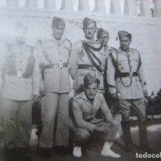 Militaria: FOTOGRAFÍA LEGIONARIOS.. Lote 86062480