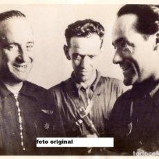 Militaria: DIAZ SANDINO CONSEJERO DEFENSA CATALAN CON GARCIA OLIVER CNT AGOSTO 1936 GUERRA CIVIL. Lote 86739028