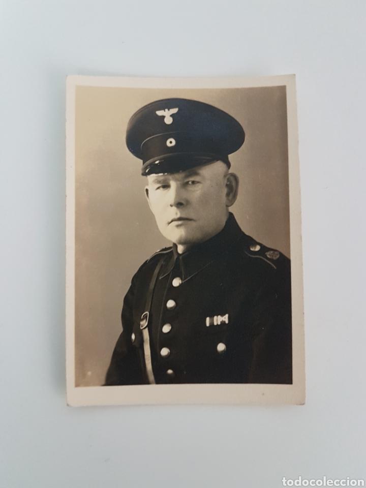 FOTOGRAFÍA OFICIAL ALEMÁN NAZI ORIGINAL (Militar - Fotografía Militar - II Guerra Mundial)