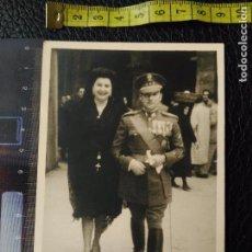 Militaria: FOTOGRAFÍA MILITAR CONDECORADO DESCONOZCO RANGO. Lote 87092844