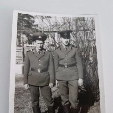 Militaria: FOTOGRAFÍA DOS SOLDADOS RUSOS. Lote 87166852