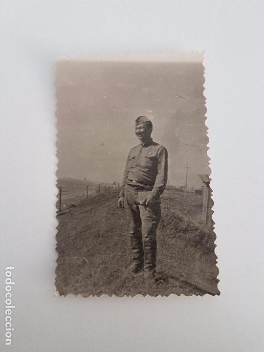 FOTO SOLDADO CHINO (Militar - Fotografía Militar - II Guerra Mundial)