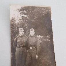 Militaria: FOTO DOS SOLDADOS RUSOS. Lote 87168812