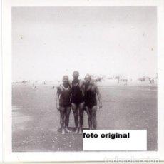 Militaria: SOLDADOS ARTILLERIA LEGION CONDOR PLAYA HUELVA GUERRA CIVIL VERANO 1937. Lote 87350032