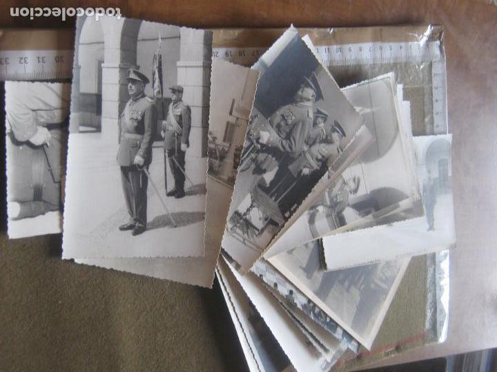 LOTE 25 FOTOGRAFIAS MILITARES - MILITAR - FOTO - FOTOGRAFIA - ALGUNOS MUY CONDECORADOS - VER TODAS (Militar - Fotografía Militar - Otros)