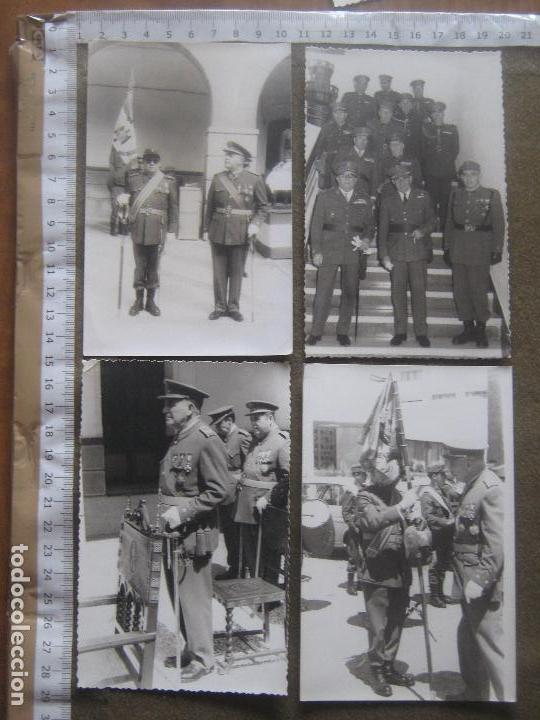 Militaria: LOTE 25 FOTOGRAFIAS MILITARES - MILITAR - FOTO - FOTOGRAFIA - ALGUNOS MUY CONDECORADOS - VER TODAS - Foto 3 - 87441076