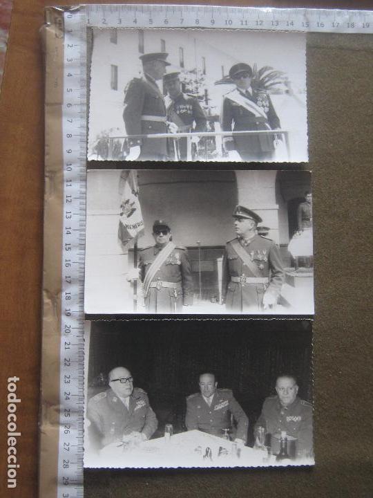 Militaria: LOTE 25 FOTOGRAFIAS MILITARES - MILITAR - FOTO - FOTOGRAFIA - ALGUNOS MUY CONDECORADOS - VER TODAS - Foto 5 - 87441076