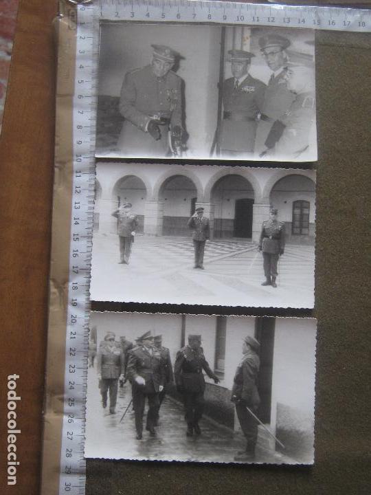 Militaria: LOTE 25 FOTOGRAFIAS MILITARES - MILITAR - FOTO - FOTOGRAFIA - ALGUNOS MUY CONDECORADOS - VER TODAS - Foto 6 - 87441076