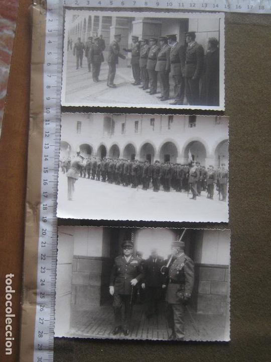 Militaria: LOTE 25 FOTOGRAFIAS MILITARES - MILITAR - FOTO - FOTOGRAFIA - ALGUNOS MUY CONDECORADOS - VER TODAS - Foto 8 - 87441076