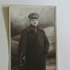 Militaria: FOTOGRAFIA ORIGINAL DE LA PRIMERA GUERRA MUNDIAL. 1914 – 1918. Lote 87783812
