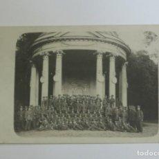 Militaria: FOTOGRAFIA ORIGINAL DE LA PRIMERA GUERRA MUNDIAL. 1914 – 1918. Lote 87784904