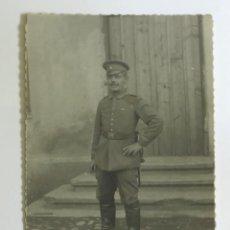 Militaria: FOTOGRAFIA ORIGINAL DE LA PRIMERA GUERRA MUNDIAL. 1914 – 1918. Lote 87787752