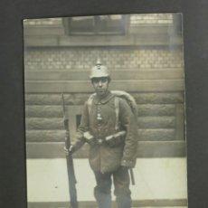 Militaria: FOTOGRAFIA ORIGINAL DE LA PRIMERA GUERRA MUNDIAL. 1914 – 1918. Lote 87788252