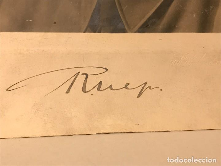 Militaria: Foto de Rudolf Hess autografiada,firmada, Tercer Reich, Adolf Hitler, Fuhrer,NSDAP,nazi - Foto 4 - 87883964