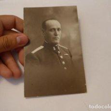 Militaria: * ANTIGUA FOTOGRAFIA DEL CUERPO DE SEGURIDAD REPUBLICANO, ORIGINAL. GUERRA CIVIL. ZX. Lote 88286628