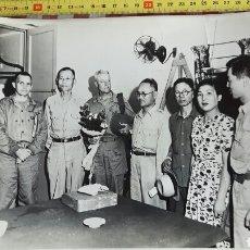 Militaria: FOTO AÑO 1950 USA NAVY EN REPÚBLICA DE KOREA. Lote 88828534