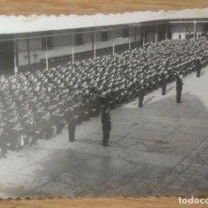 Militaria: MILITARES EN FORMACION. Lote 114012067