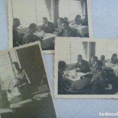Militaria: DIVISION AZUL : LOTE DE 3 FOTOS DIVISIONARIO DE MILITAR ALEMAN Y CON CIVILES EN BERLIN, 1942.. Lote 89369848
