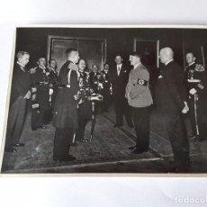 Militaria: FOTOGRAFÍA HITLER. Lote 89382432