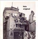 Militaria: BOMBARDEOS EN VALENCIA FINALES MAYO 1937 GUERRA CIVIL AVIONES ITALIANOS SAVOIA. Lote 89578592