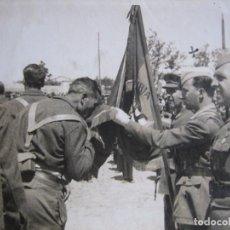 Militaria: FOTOGRAFÍA ALFÉREZ PROVISIONAL DEL EJÉRCITO NACIONAL. VALLADOLID 1938. Lote 89603344