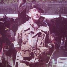Militaria: FOTOGRAFÍA PARACAIDISTA BRIGADA PARACAIDISTA BRIPAC. TRAJE DE SALTO M-61. Lote 89785520