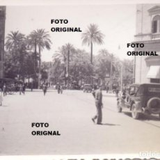 Militaria - AMBIENTE MILITAR SEVILLA GUERRA CIVIL AÑO 1937 - 89808796