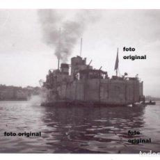 Militaria: MINADOR VULCANO PUERTO SANTANDER 1938 LEGION CONDOR GUERRA CIVIL. Lote 90113076