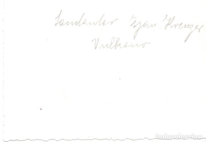 Militaria: MINADOR VULCANO PUERTO SANTANDER 1938 LEGION CONDOR GUERRA CIVIL - Foto 2 - 90113076