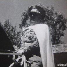 Militaria: FOTOGRAFÍA CORONEL REGULARES. 1945. Lote 90198696