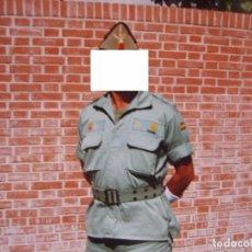 Militaria: FOTOGRAFÍA SUBOFICIAL MAYOR LEGIONARIO. ROKISKI PARACAIDISTA. Lote 90809345